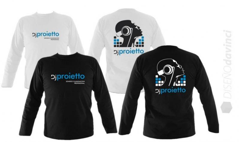 Remeras DJ Proietto