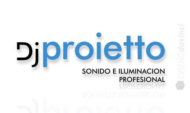 DJ Proietto sonido e iluminacion