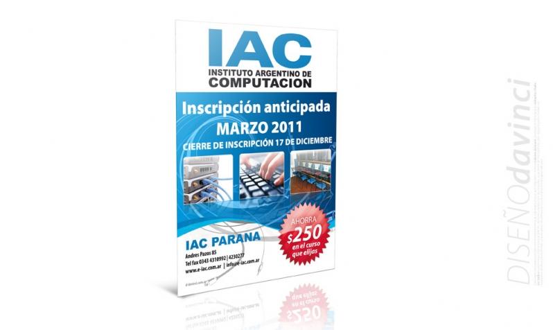 IAC Paraná   Flyer