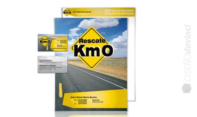 Rescate Kmo | Papelería Comercial